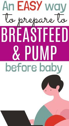 All about how to prepare for breastfeeding before birth! This course gives you tips on how to prepare for nursing your newborn baby! From when to start breastfeeding, foods to increase milk supply, to tips to getting baby latched. You will find it all here. Prepare during pregnancy so that you can feel relaxed and ready when your baby is born! #mom #momtobe #breastfeeding #nursing #milksupply #baby #babies #newmom #babybump #postpartum #motherhood #liquidgold #thirdtrimester #secondtrimester Breastfeeding Classes, Breastfeeding Positions, Breastfeeding And Pumping, Baby Boy Or Girl, Mom And Baby, How Long To Pump, Diaper Bag Essentials, Increase Milk Supply, Like A Mom