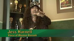 Jess Harnell as Wooten Bassett in Adventures in Odyssey!!!! and many other epic cartoon characters. Jess Harnell, Adventures In Odyssey, Family World, Acting Tips, Nerd Love, Voice Actor, Drama Series, Cartoon Characters, The Voice
