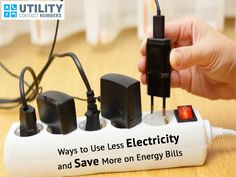Ways to Use Less Electricity and Save More on Energy Bills  To save energy at home and increase your savings on energy bills, you can use Npower contact number and speak directly to their friendly customer care representatives.