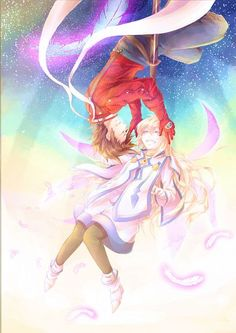 Tags: Anime, Tales of Symphonia, Lloyd Irving, Colette Brunel, Pixiv Id 4753273