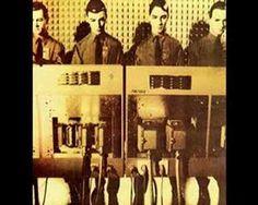 Band: Kraftwerk Song: Computer Love Album: Computer World Year: 1981 Florian Schneider, The Man Machine, Computer Love, Tv Movie, Electronic News, Soul Funk, Music Albums, Hair, Teachers