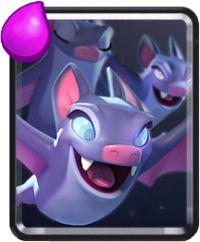 মস্তিষ্কের খবর: Clash Royale new Card Bats
