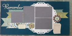 layout by Hilary Reynolds using CTMH Avonlea paper