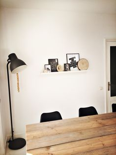 Fotoplank Ikea, boomstam, white, wood, lamphector Ikea.
