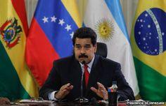 Venezuela: Maduro confirma detención de tres generales