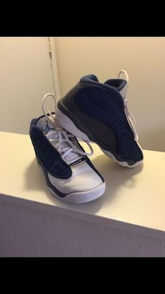 3a5c13feb406 Air Jordan Flint 13 Grey Toddler Size 9c  fashion  clothing  shoes   accessories