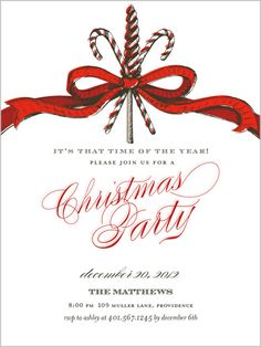 48 best christmas party invite ideas images on pinterest diy