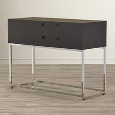 Found it at AllModern - Ana Maria Console Table