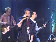 """Faith No More - """"Digging The Grave"""" on the Jon Stewart Show"""