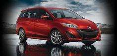 MazdaUSA - 2014 Mazda 5 Minivan - 6 Passenger Vehicles