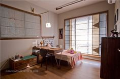 OWN HOUSE – Aangan Architects Kitchen Room Design, Home Room Design, Home Interior Design, House Design, Interior Architecture, Ethnic Home Decor, Indian Home Decor, Apartment Interior, Bathroom Interior