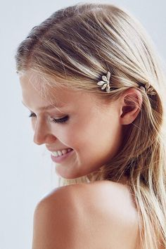 Ornate Foliage Hair Comb Set  - Click link for product details :)