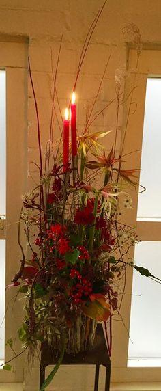 artist: Gregor Lersch Floral Design