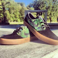 """Nike SB Stefan Janoski """"Jungle Camo"""" – Preview"""