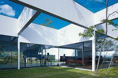 Makoto Takei, Chie Nabeshima / TNA: Gate Villa, Tokyo #architecture #residential #house