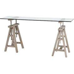 tressel side table legs - Google Search