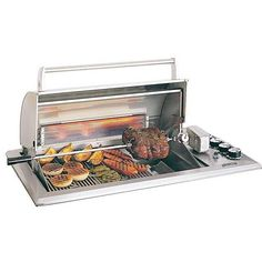 Fire Magic Legacy Regal I #PropaneGas Countertop Grill 34-S1S1P-A