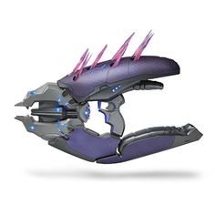 This colossal 1:1 classic Halo Limited-Edition Needler Replica is scaled to go with your MJOLNIR Powered Assault Armor. If you are a Halo cosplayer and you haven't picked up a proper needler yet, you need this.