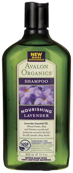 Shop the best Lavender Shampoo by Avalon Organics products at Swanson Health Products. Trusted since we offer trusted quality and great value on Lavender Shampoo by Avalon Organics products. Tea Tree Conditioner, Hair Conditioner, Avalon Organics, Nourishing Shampoo, Amazon Beauty Products, Recycled Bottles, Natural Hair Care, Organic Recipes, Lavender