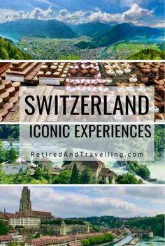 Sweden Travel, Austria Travel, France Travel, Switzerland Cities, Visit Switzerland, Amazing Destinations, Europe Destinations, Travel Guides, Travel Deals
