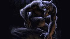 Thanks to Facebook fan Kevin Cornell for posting this werewolf art!