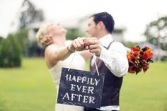 Bride and groom: happily ever after! Photo by Pelizzari Photography.