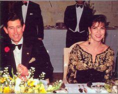 Prince Charles and Princess Caroline