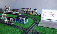 LEGO Train - Track Switch Automation