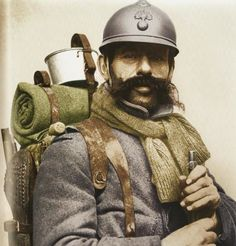 French soldier 1917