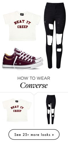 """""""Untitled #610"""" by domonique-668 on Polyvore featuring Converse, Valfré, women's clothing, women's fashion, women, female, woman, misses and juniors"""