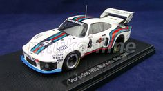 Car Porsche Diecast Vehicles with Stand Martini Rossi, Tamiya Models, Porsche 935, Watkins Glen, Model Building, Diecast, Racing, Vehicles, Car