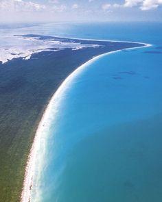 Playa de Isla Holbox, Isla Holbox