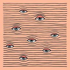 eyeball #illustration