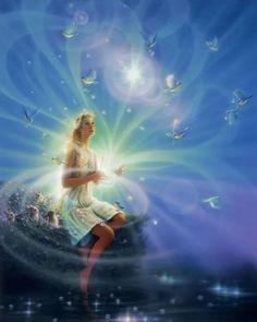 Vesmír vás dokonale a bezvýhradne miluje. Nezáleží na tom, koľko chýb ste urobili, nezáleží na tom, kam ste sa v živote dostali, nezáleží na tom, čo si myslíte o sebe, vesmír vás miluje po celú večnosť.