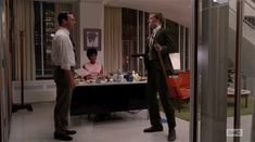 'Mad Men' GIFs Of Season 6: Pete Falling, Ted Flying And More (GIFs)