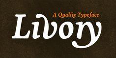 Livory™ font download