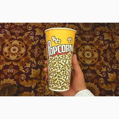 #OldSchool #popcorn