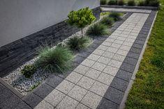 Side Yard Landscaping, Backyard Patio Designs, Modern Backyard, Backyard Projects, Garden Architecture, Small Garden Design, Small Gardens, Landscape Design, House