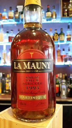 Rhum La Mauny 1995 Martinique