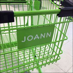Store Fixtures, Department Store, Craft Stores, Cart, Lime, Retail, Green, Shopping, Color