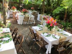 Yarlyn and Solomon's Carribean Inspired Reception