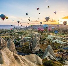 Kapadokya,Türkiye