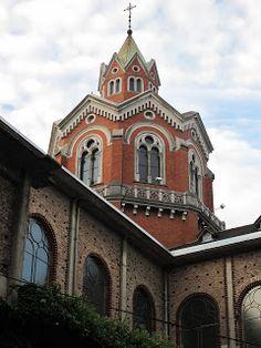 Edificios y Monumentos de Buenos Aires: Parroquia San Benito Abad :: Iglesia Abacial de San Benito