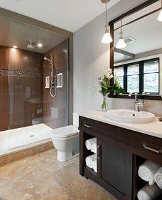 Habitat Gift Home - contemporary - bathroom - ottawa - Chuck Mills Residential Design & Development Inc.