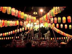 Bon Odori in Yutenji 2012 This song is Tokyo Ondo. It is a very famous song. Buddhist Traditions, Under The Moon, Reading Street, Spirit World, Space Images, Elementary Music, Teacher, Japanese, Dancing