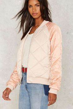 Serving Reverse Embroidered Jacket - Sale: 60% Off and Up | Jackets + Coats | Clothes