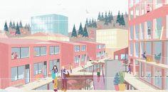 Sarajevo - Caravansérail  Jean-Baptiste de Boisséson  jbdeboisseson.wix.com/portfolio