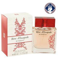 Givenchy Reve D'escapade 50ml Eau De Toilette Spray EDT Perfume for Women NEW