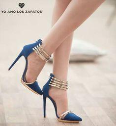 Azul lindo