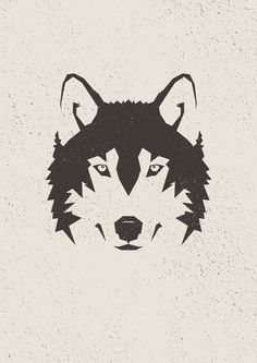 Wolf Art Print by Mr. Peruca | Society6